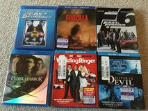 Blu-ray movies for sale in Ramstein, Germany