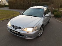 2001 AUTOMATIC HONDA ACCORD 2,3 VETEC*NEW INSP.*A/C*SUNROOF in Spangdahlem, Germany