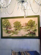 spectacular raised needlepoint antique in Cherry Point, North Carolina