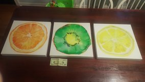 Fruit Paintings in Beaufort, South Carolina