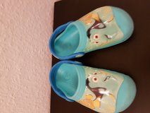 Crocs shoes Kids Dory Size 8-9 in Ramstein, Germany