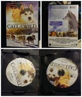 CALL Of The WILD Dvd SET in Travis AFB, California