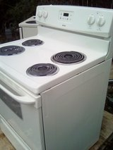 Kenmore electric stove in Houston, Texas