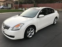 2008 Nissan Altima in Travis AFB, California