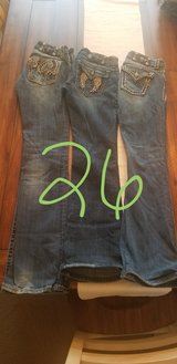 Size 26 Miss Me Jeans in Spring, Texas