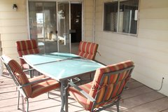 patio table with 6 chairs in Alamogordo, New Mexico