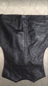 Motorcycle leather vest in Fort Campbell, Kentucky