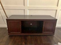 Pottery Barn TV Stand in Kingwood, Texas