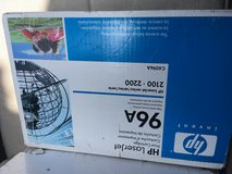 HP Laser Jet Print Cartridge 96A in Naperville, Illinois