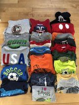 Boy 4T Long Sleeve Lot in Joliet, Illinois