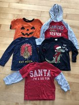 Boy 4T Holiday Shirts in Joliet, Illinois