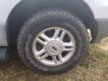 tires and rims in Lawton, Oklahoma