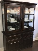 China Cabinet/Hutch in Fort Rucker, Alabama