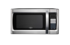 Oster 1.3 cu ft 1100W Microwave Oven in Sugar Grove, Illinois