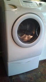 Washer and Dryer in Spring, Texas
