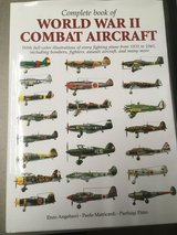 Complete Book of World War II Combat Aircraft by Paolo Matricardi in Fort Campbell, Kentucky