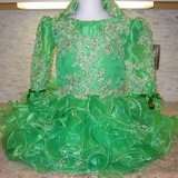 STUNNING pageant dress custom made! 2-4T in Fort Campbell, Kentucky