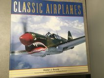 Classic Airplanes Walter Boyne very good condition in Fort Campbell, Kentucky