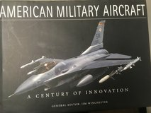 American Military Aircraft Jim Winchester Hardcover 2005 in Fort Campbell, Kentucky