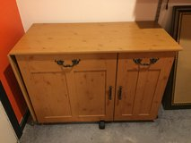 Sewing cabinet in Yorkville, Illinois