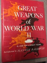 Great Weapons of World War II in Fort Campbell, Kentucky