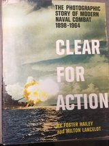 Clear for Action 1868-1964 Photographic History Foster Hailey in Fort Campbell, Kentucky