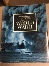 Illustrated Story of World War II by Reader's Digest Editors (1969, Hardcover) in Fort Campbell, Kentucky