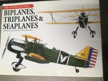 The Aviation Factfile: Biplanes, Triplanes and Seaplanes (2004, Hardcover) in Fort Campbell, Kentucky