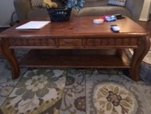 4 living room tables and 1 matching bookcase in Houston, Texas