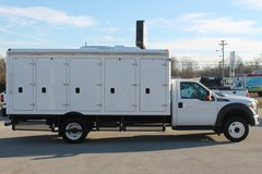 2015 Ford F-550 Refrigerated Box Truck RT10799 in Fort Knox, Kentucky