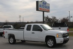 2011 Chevrolet Silverado 1500 LT 4x4 Extended Cab Southern Truck 10788 in Fort Knox, Kentucky