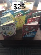 Dr Seuss Book Lot in New Lenox, Illinois