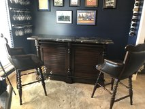 Bar and Bar Stools in Hampton, Virginia