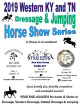 2019 Dressage & Jumping Horse Show Series in Fort Campbell, Kentucky