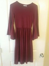 New Boutique Burgandy Dress Sz.Small in Spring, Texas