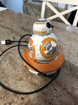 BB8 robot with force band in Wheaton, Illinois