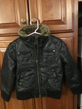 Mexx Boy Leather Jacket in Glendale Heights, Illinois