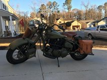 Harley Davidson WLA Clone in Camp Lejeune, North Carolina