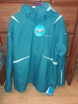 Brand New Women's Columbia Jacket XL in Joliet, Illinois