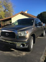 2007 Toyota Tundra crew cab in Travis AFB, California