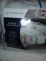 Brand New 8 Piece King Bed Set in Bolingbrook, Illinois