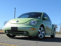 2003 Volkswagen Beetle-New GLS Turbo in New Orleans, Louisiana