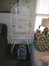 Large Bird Cage and Carrier...TRADE in Fort Polk, Louisiana