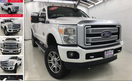 2013 Ford F-250 Platinum in Fort Campbell, Kentucky