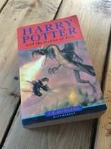 Harry Potter and the goblet of fire paperback in Lakenheath, UK