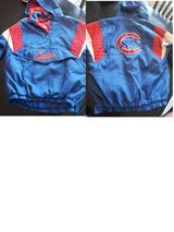 Chicago Cubs Youth LARGE Winter Jacket in Morris, Illinois
