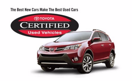 Lombard Toyota Certified Sale! in Yorkville, Illinois