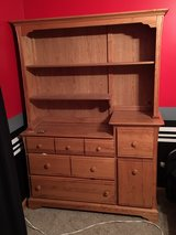 dresser w/ hutch in Naperville, Illinois