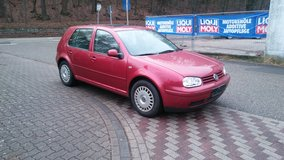 NEW INSPECTION !!!!!!! VW GOLF in Ramstein, Germany
