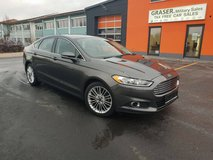 2016 Ford Fusion SE - Fully Loaded in Grafenwoehr, GE
